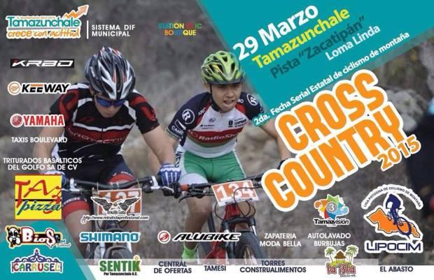 Cross Country 2015 @ Tamazunchale | Tamazunchale | San Luis Potosí | México