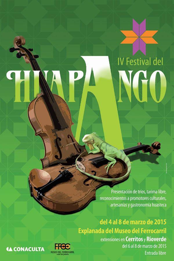 IV Festival del Huapango San Luis Potosí @ Museo del Ferrrocarril
