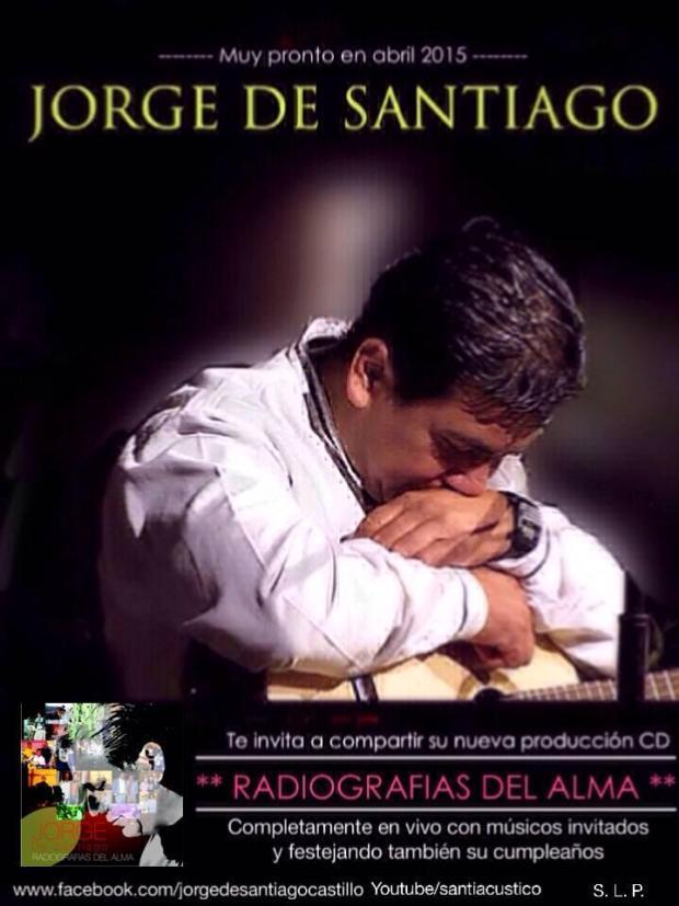 Jorge de Santiago, Radiografías del Alma @ Museo del Ferrrocarril