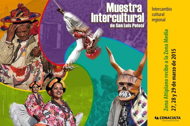 Muestra intercultura San Luis Potosi