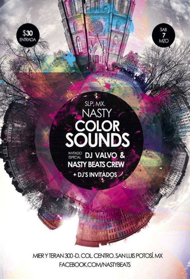 Nasty Colors Sound @ Casa Goa