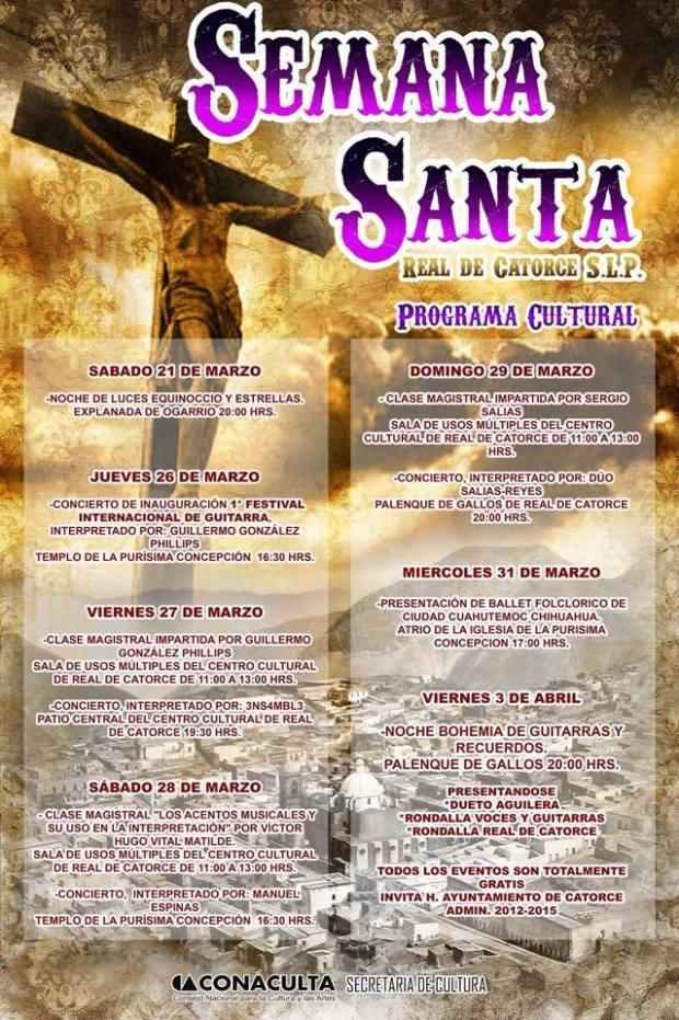 Semana Santa en Real de Catorce @ Real de Catorce | Real de Catorce | San Luis Potosí | México