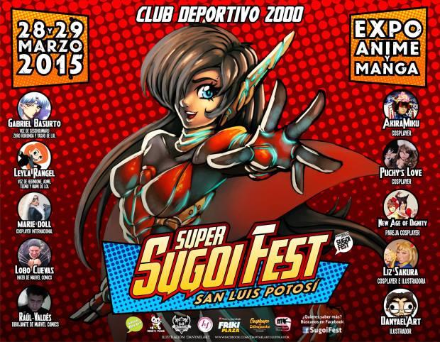 Super Sugoi Fest @ Club Deportivo 2000
