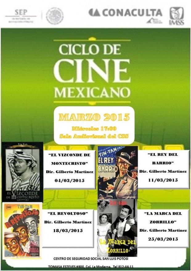 ciclo de cine mexicano
