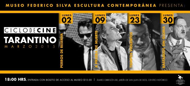Ciclo de Cine Tarantino @ Museo Federico Silva