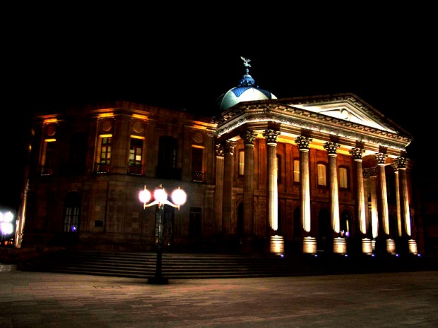 teatro de la paz noches