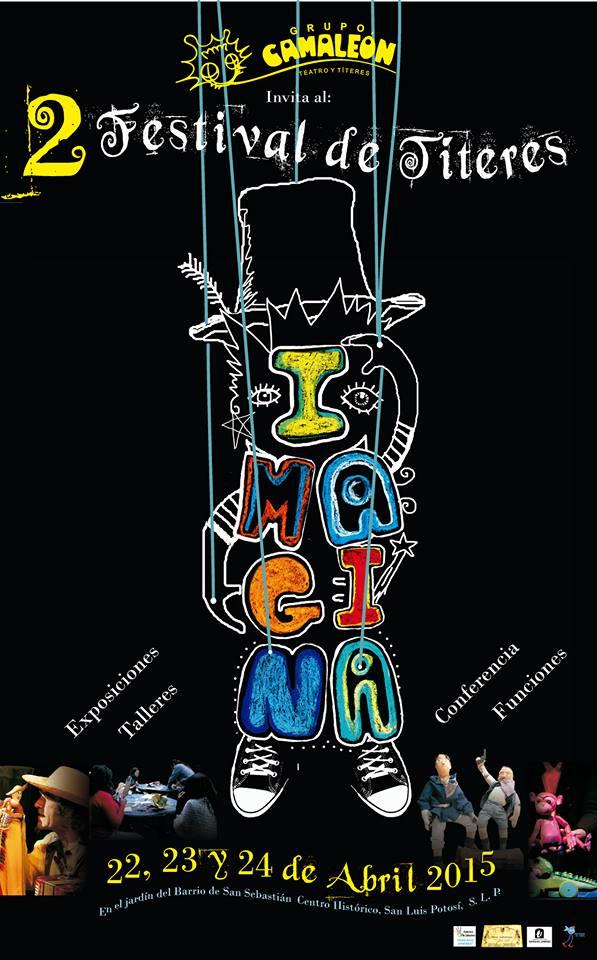 2 Festival de Titeres Imagina