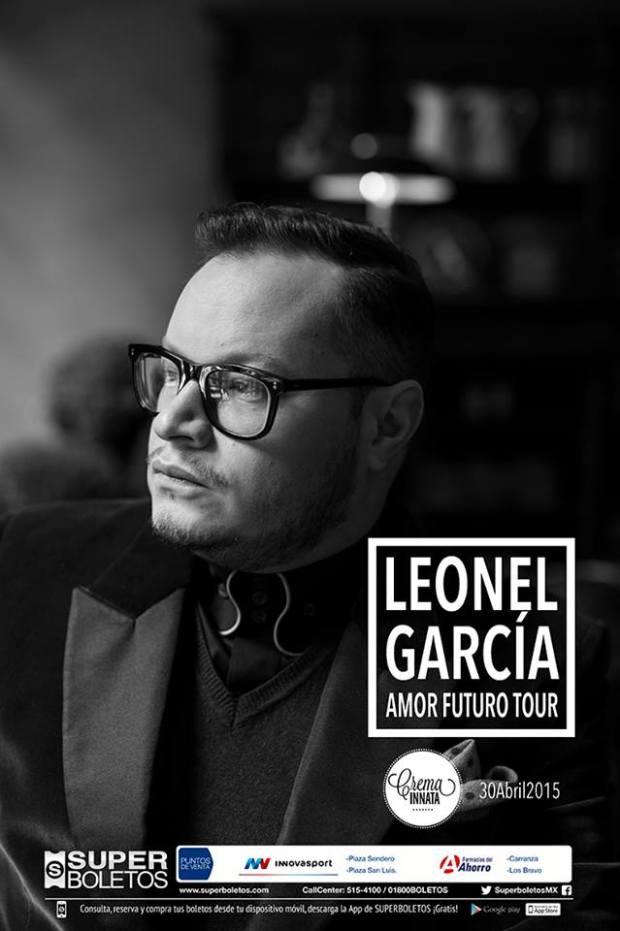 Leonel Garcia en San Luis Potosí