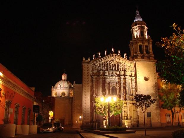 Centro Histórico San Luis Potosí