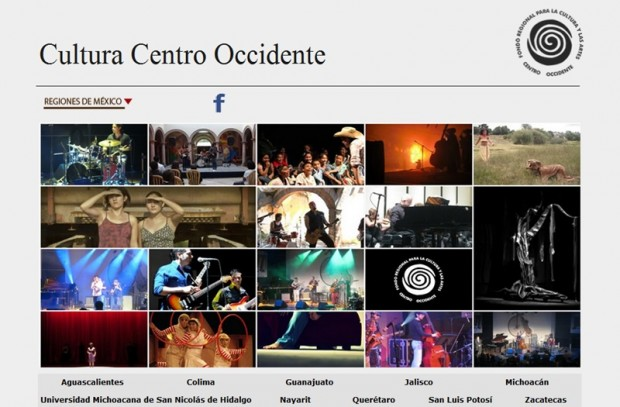 Cultura Centro-Occidente