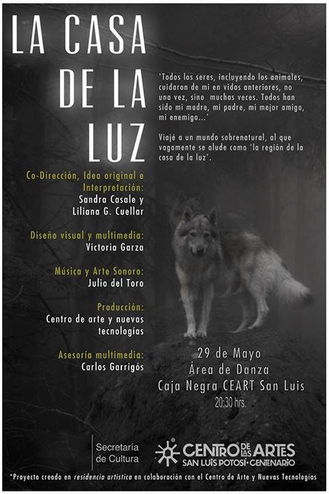 La Casa de La Luz @ Centro de las Artes de San Luis Potosí