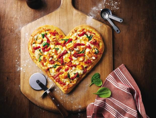 Pizza sin gluten