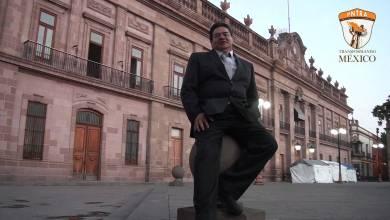 Photo of «Que robe la gente»: candidato a la gobernatura de San Luis Potosí