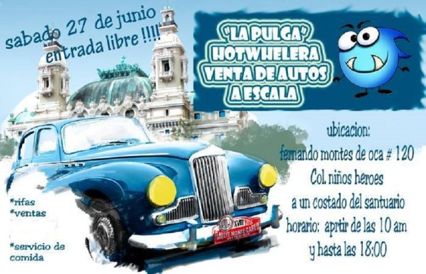 Exposición de Hotwheels @ San Luis Potosí | San Luis Potosí | México
