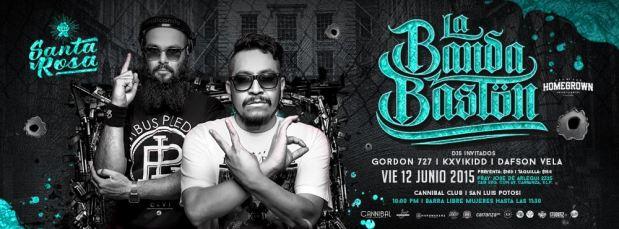 La Banda Bastön en San Luis Potosí @ Cannibal Club | San Luis Potosí | San Luis Potosí | México