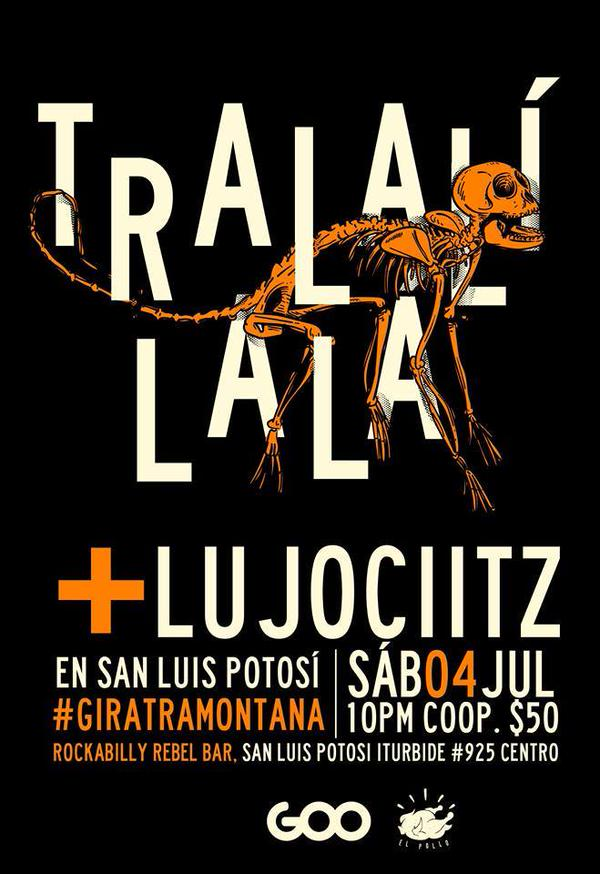 Tralalílala @ Rockabilly Bar