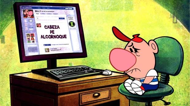 acoso internet