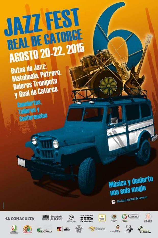 6to JazzFest en Real de Catorce @ Real de Catorce | Real de Catorce | San Luis Potosí | México