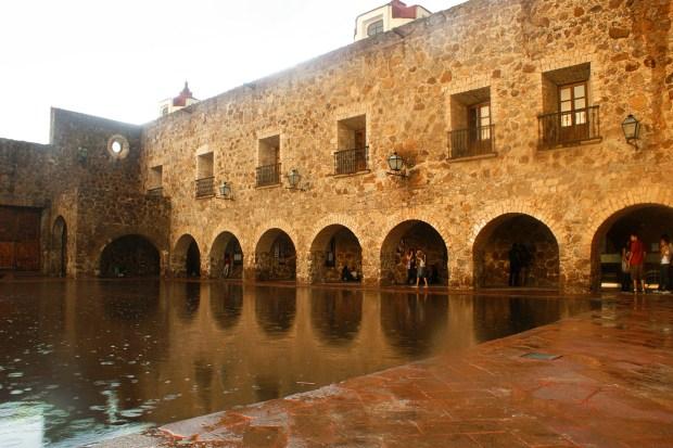 San Luis Potosí lluvia