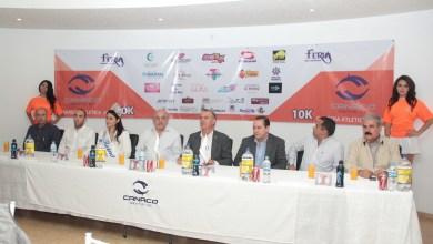 Photo of Presentan carrera Canaco-Fenapo 10k, edición 2015