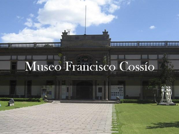 Presentación del libro: Los Sublimes Vacios @ Museo Francisco Cossío