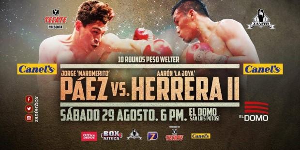 Paes vs Herrera II SLP