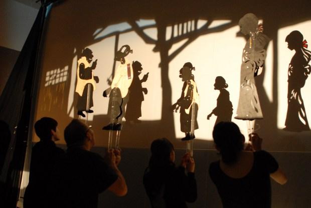 Teatro de Sombras 1