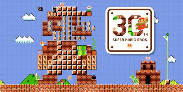 30 Años Super Mario Bros