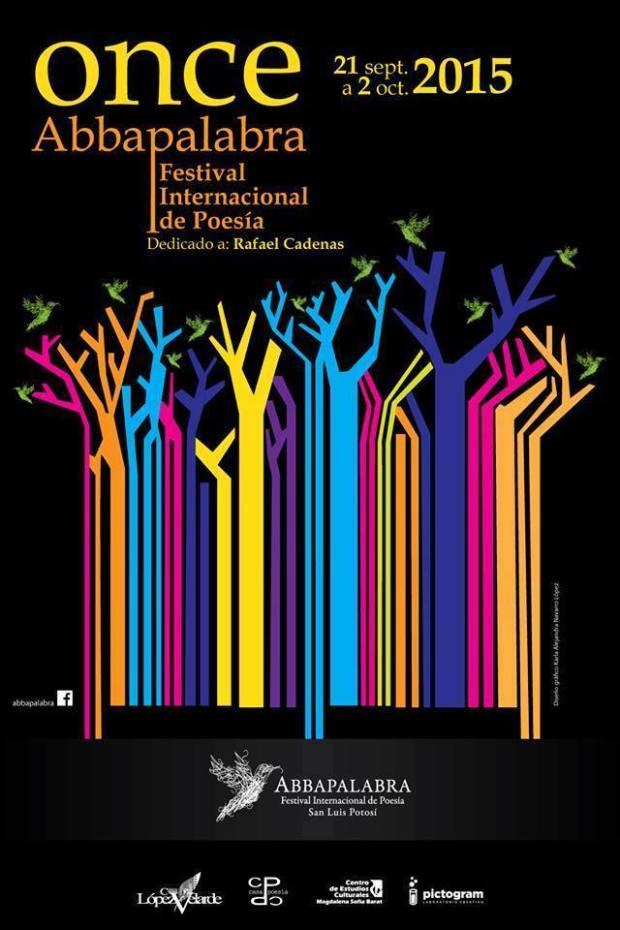 Festival Internacional de Poesía Abbapalabra en San Luis Potosí @ San Luis Potosí | San Luis Potosí | San Luis Potosí | México