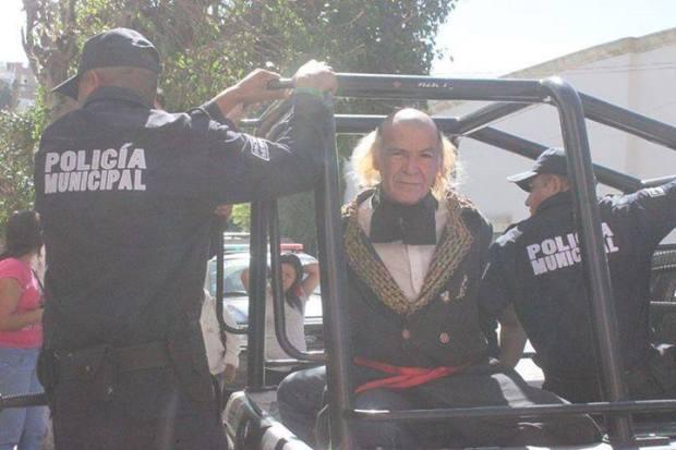 Miguel-Hidalgo arrestado