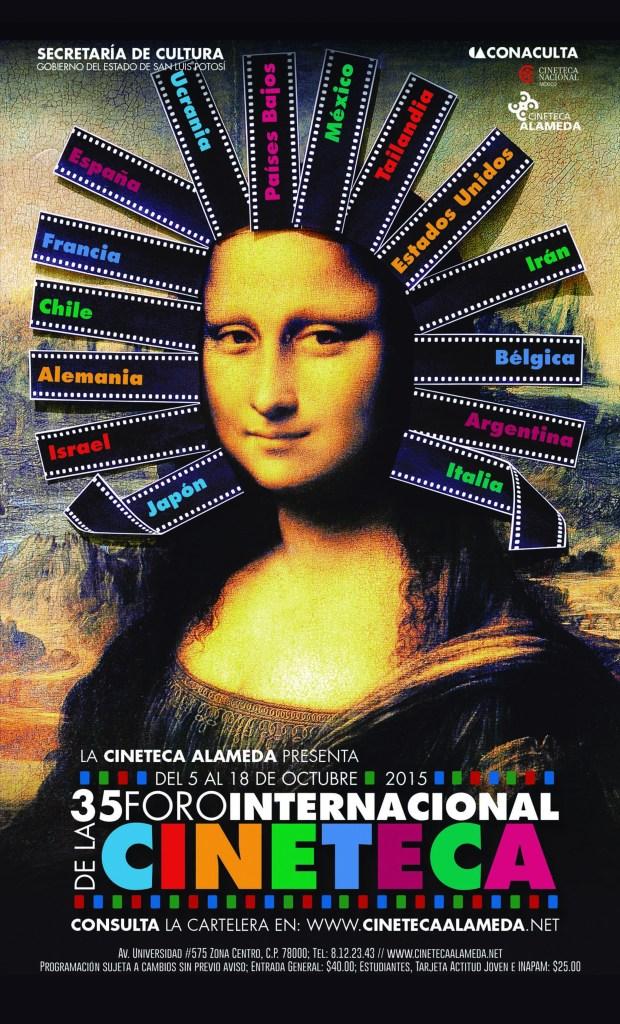 35° Foro Internacional de la Cineteca en San Luis Potosí @ Cineteca Alameda
