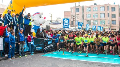 Photo of Rompe record participación en Medio Maratón Atlético de la UASLP