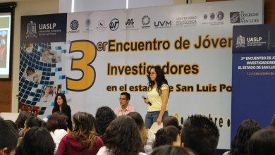 Photo of Jóvenes de la UASLP representarán a SLP en Encuentro de Investigación Nacional