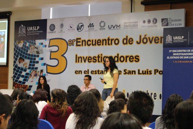 3er encuentro de jovenes investigadores