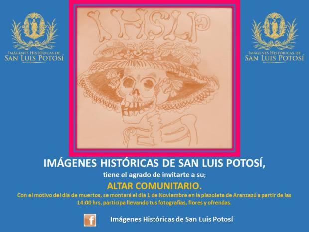 Altar Comunitarios de IHSLP @ Plaza de Aranzazú | San Luis Potosí | San Luis Potosí | México