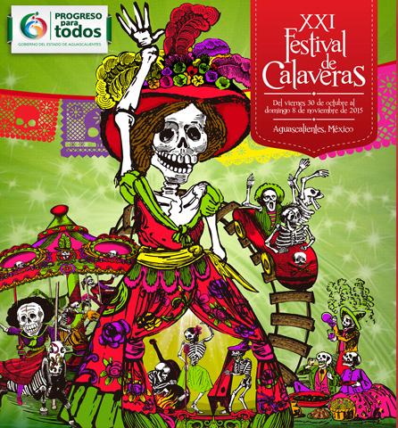 Viaje al Festival de las Calaveras @ Isla de San Marcos | Aguascalientes | Aguascalientes | México