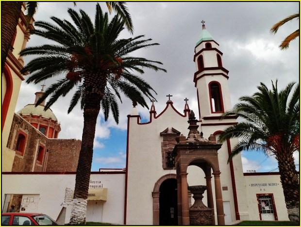 Iglesia de Soledad de Graciano Sánchez