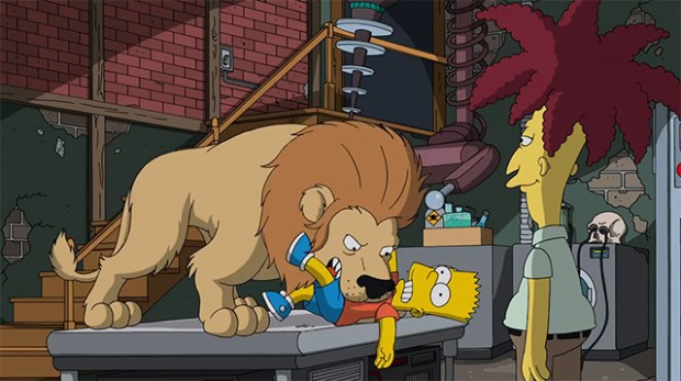 Matan a Bsart Simpson