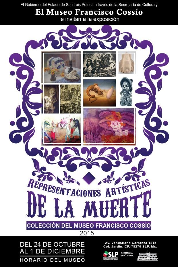 Representaciones artísticas de la muerte @ Museo Francisco Cossío