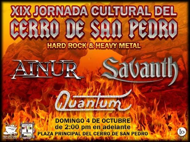 Savanth en Cerro de San Pedro @ Cerro de San Pedro | Cerro de San Pedro | San Luis Potosí | México