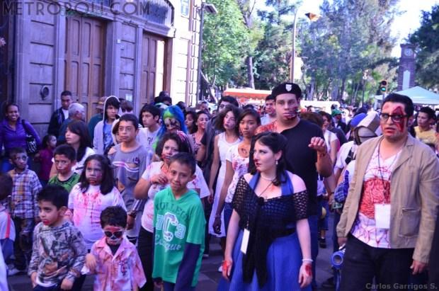 Marcha Zombie San Luis Potosí - Soledad