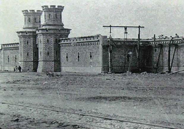 Antigua Penitenciaria Centro de las Artes SLP