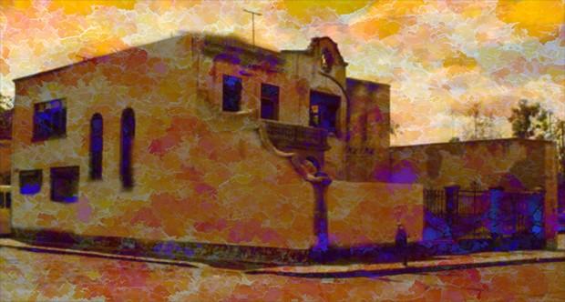 Casa embrujada Reforma