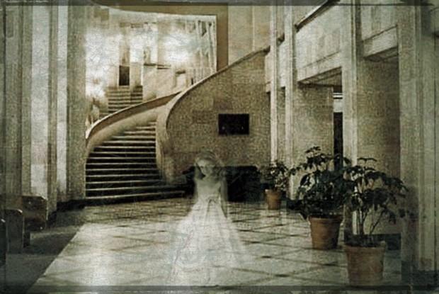 Fantasma Teatro de la Paz