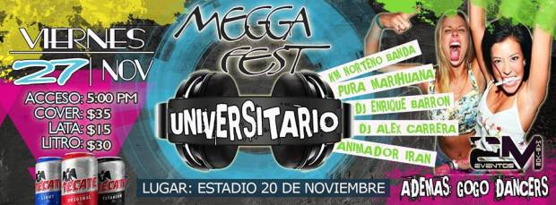 Mega Fest Universitario
