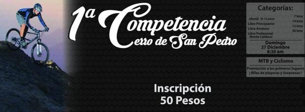 1 Competencia San Pedro