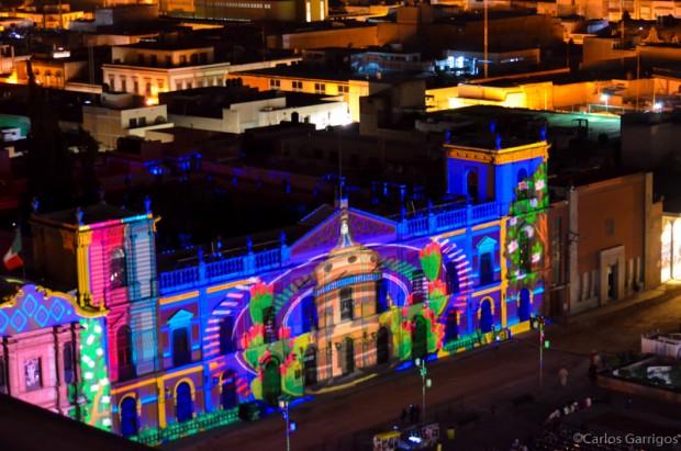 Fiesta de Luz Fundadores
