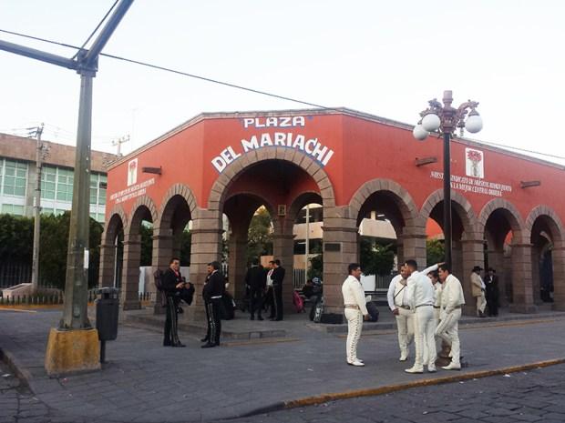 Plaza del Mariachi SLP
