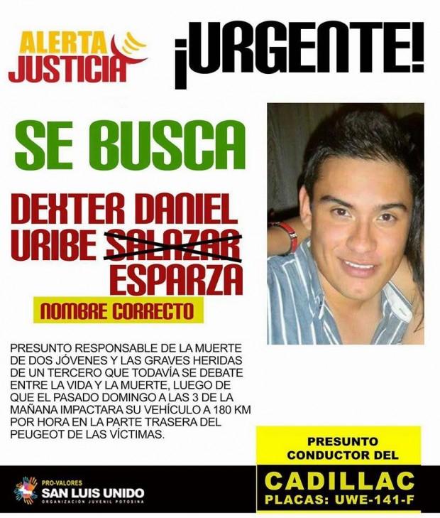 Dexter Daniel Uribe Esparza