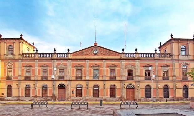 Edificio UASLP